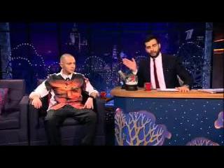 Oxxxymiron в гостях на «Вечернем Урганте» 9 декабря 2015 года   Интервью + Выс [NR clips]