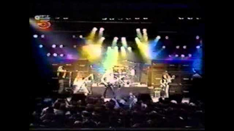 Destruction - Heavy Sound Festival 1988 [Full Concert]