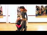 06-21-14 - DC Bachata Masters - Daniel y Desiree (La, La, La)
