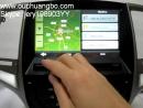 Ouchuangbo mobile radio system head unit for Changan Eado