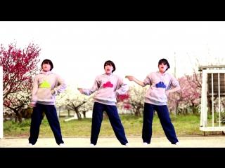 sm28369474 - 【一人六役】六つ子でハッピーシンセサイザ 踊ってみた【市川】