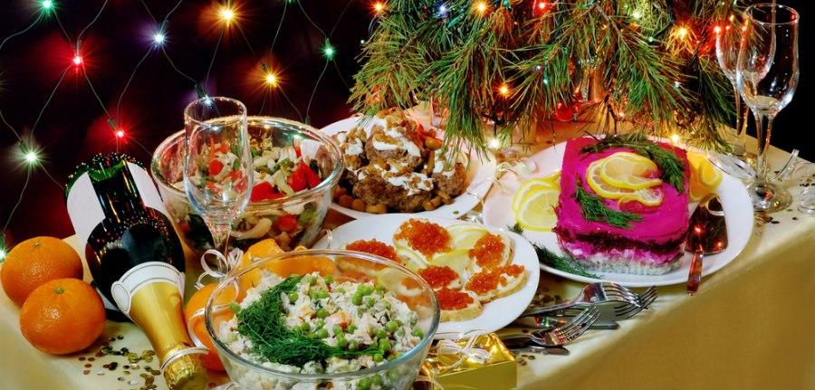 7 простых и быстрых блюд к Новому году! Порадуй себя и своих близких!