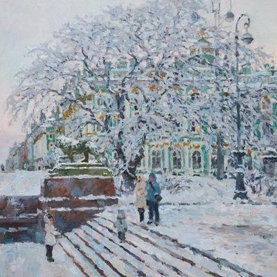 Павел Еськов