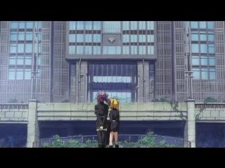Последний Серафим 2 сезон 1 серия / Owari no Seraph: Nagoya Kessen Hen 1 | [01 из 12] [Озвучка AniDub]