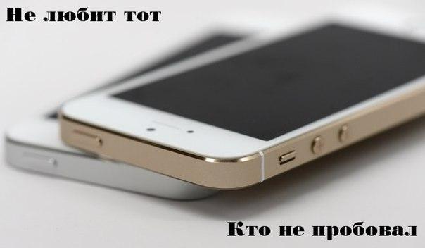 Смартфон Apple iPhone 5S 16Gb Silver - купить