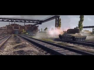 Бешеный табурет Т71 - музыкальный клип от Студия ГРЕК и Wartactic Games [World of Tanks]
