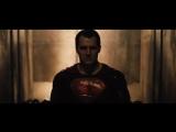 Первый отрывок из фильма «Бэтмен против Супермена»