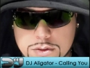 DJ Aligator - Calling You ( Radio Edit ) [NEW]
