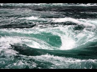 Самый опасный и мощный водоворот в мире Сальстраумен (Сальтштраумен). Гигантские водовороты.