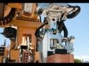 Робот укладчик Hadrian построит дом за два дня