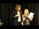 Люси Лоулесс Рене О'Коннор Xena Convention 2012 (русские субтитры)
