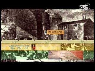 Короли Франции. 13. Людовик XVI. Людовик Последний. Великая французская революция