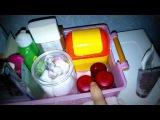 Организация пространства: Моё решение для хранения уходовой косметики в ванной.