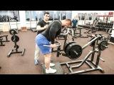 Тренировка спины. Советы и особенности.