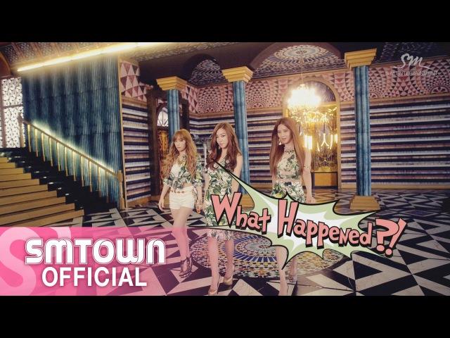 Girls Generation-TTS - Holler MV
