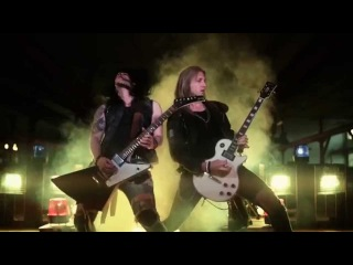 Crazy Lixx - Hell Raising Women