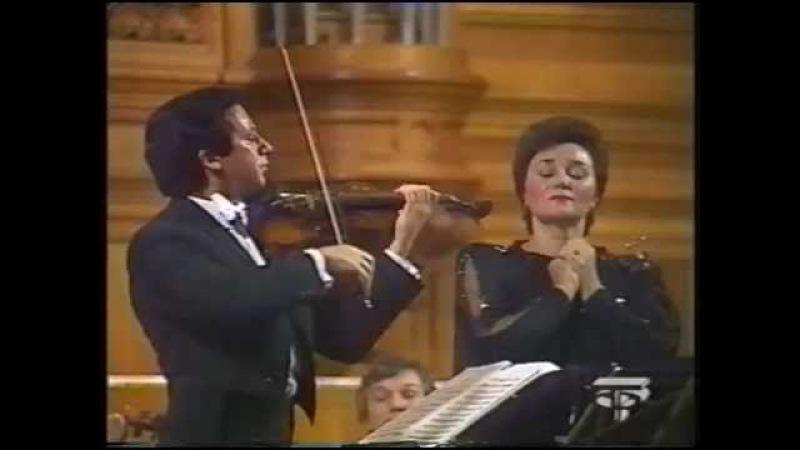 Тамара Синявская и Владимир Спиваков