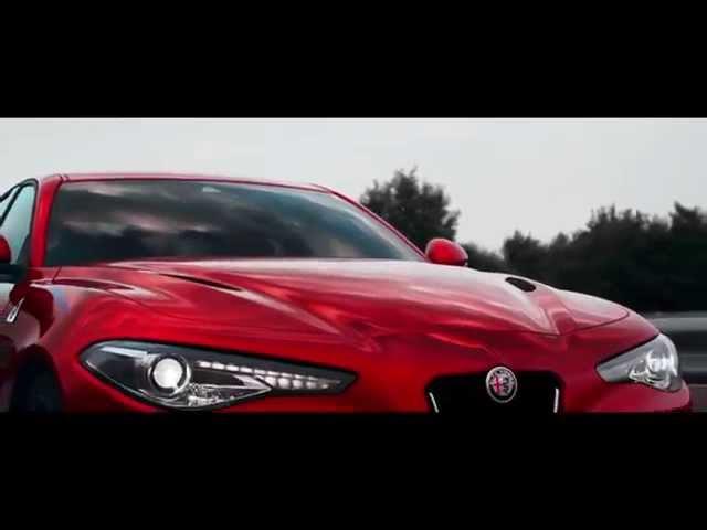 The 2016 Alfa Romeo Giulia Quadrifoglio Reveal | Alfa Romeo USA