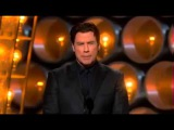 John Travolta mispronounces Idina Menzel at the 2014 Oscars