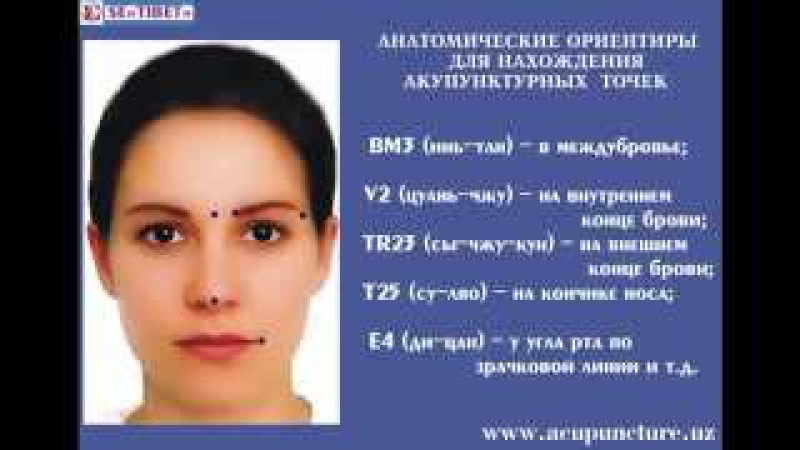 Акупунктура. Иглотерапия. www.acupuncture.uz