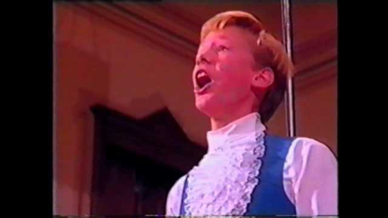 Jacques Imbrailo Boy soprano (1993) - Queen of the Night -