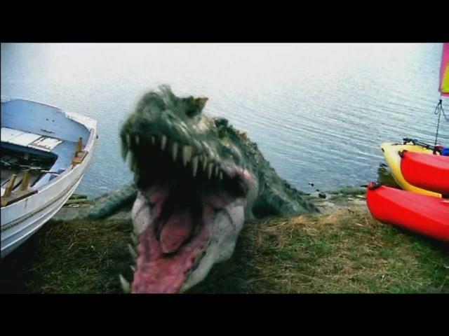 Primeval Mosasaurus Attack