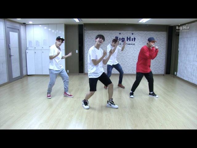 방탄소년단 쩔어 Dance Practice