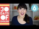 Say English Past Tense -ed Verbs - 30 Days of English - Day 6 - Free English Course | TIPSY YAK
