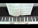 Mozart Rondo alla Turca (Turkish March) Моцарт Рондо Турецкий марш. Урок 1.