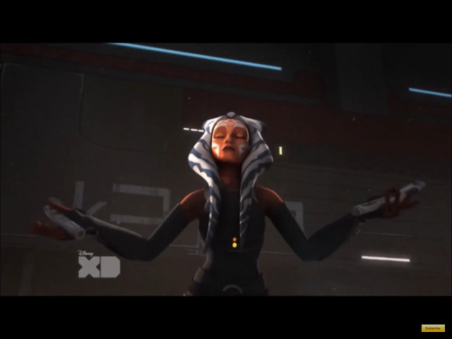 Ahsoka owning the New Inquisitors