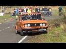 Polski Fiat 125p crazy driver