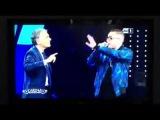 Rocco Hunt, dopo Sanremo 2016 all'Arena di Giletti