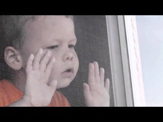 Москитные сетки. Опасность для детей.