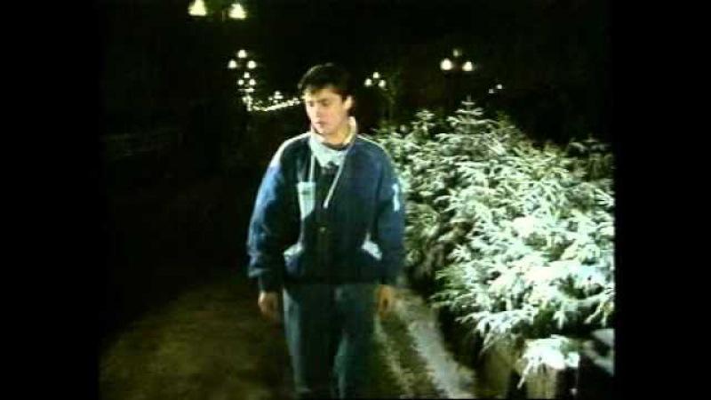 Юрий Шатунов - Тающий снег. Оригинал (официальный клип) 1988