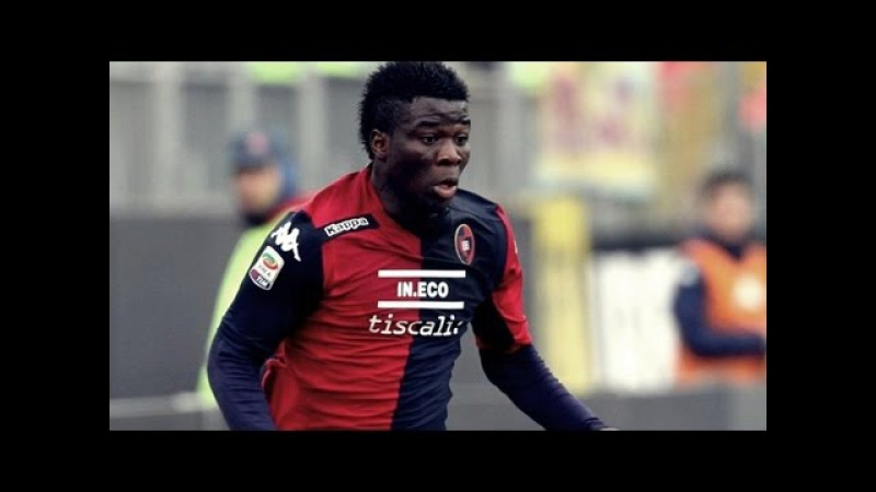 Godfred Donsah ● Cagliari Calcio FC ● Goals, Skills, Assists ● Goodluck 2015/2016 ● HD