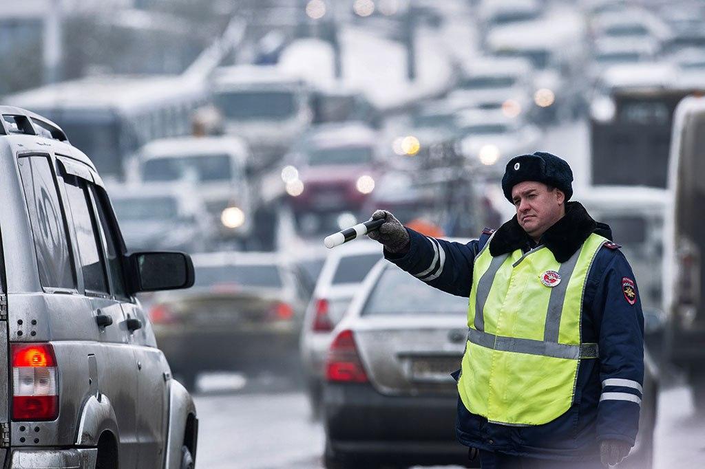 МВД предложило на год лишать водительских прав за три нарушения