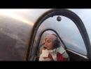 Полёт с элементами высшего пилотажа на спортивном самолете Як-52