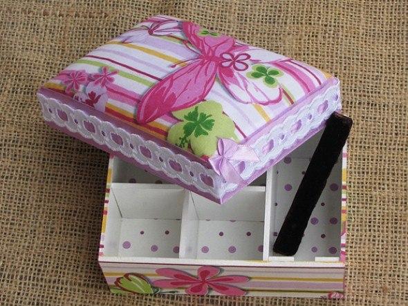 Шкатулки из коробок из под обуви своими руками фото