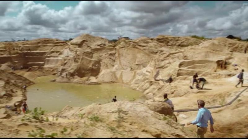 BBC: Становление континентов / Rise of the Continents (2013) Африка / Africa