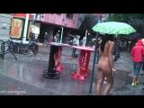 Jarka Nude in Public 5