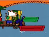 Maisy [Мейзи] 101 Rowing CARTOONS in ENGLISH for KIDS [МУЛЬТФИЛЬМ на английском для детей]