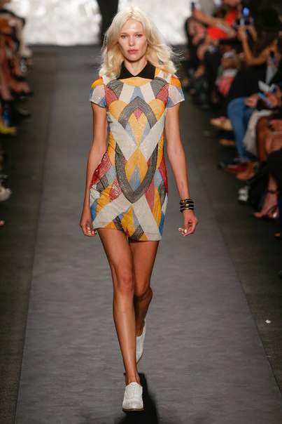 Naeem Khan. Spring 2015. Ready-to-Wear. (6 фото) - картинка