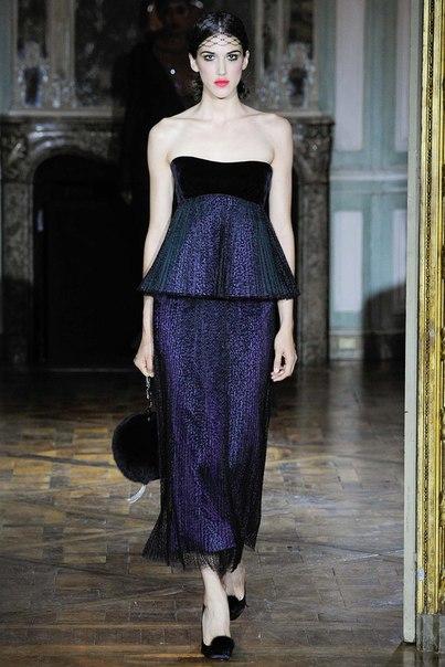 Ulyana Sergeenko. Осень-зима 2015-2016. Couture. (2 фото) - картинка