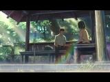Сад Изящных Слов_Kotonoha no Niwa _ Аниме Реп