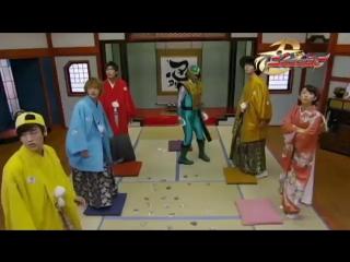 Shuriken Sentai Ninninger Ep 43 手裏剣戦隊ニンニンジャー 忍びの43予告