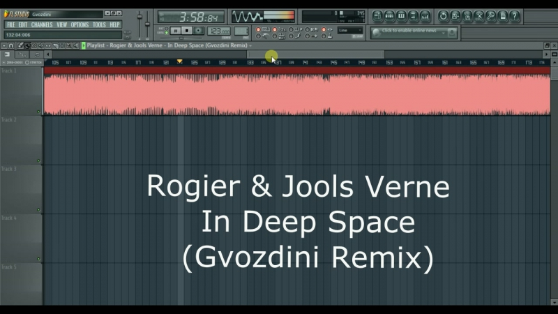 Rogier Jools Verne - In Deep Space (Gvozdini Remix) preview