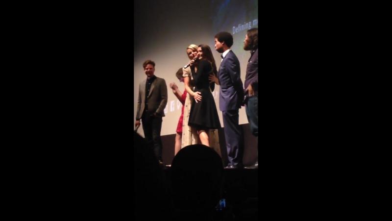 Nina Dobrev at the premiere of The Final Girls in Toronto, September 19, 2015.