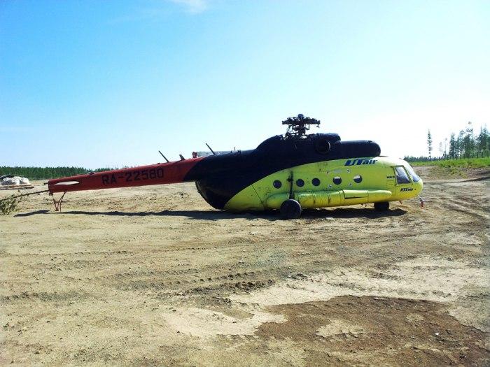 Дело об афере с вертолетными площадками направлено в суд