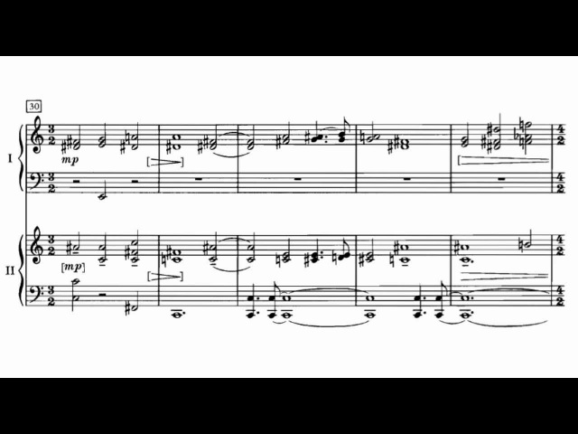 Charles Ives - Three Quarter-Tone Pieces [3/3]