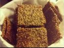 Диетические и полезные домашние хлебцы Hjemmelaget knekkebrød